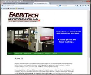 FabriTechWeb